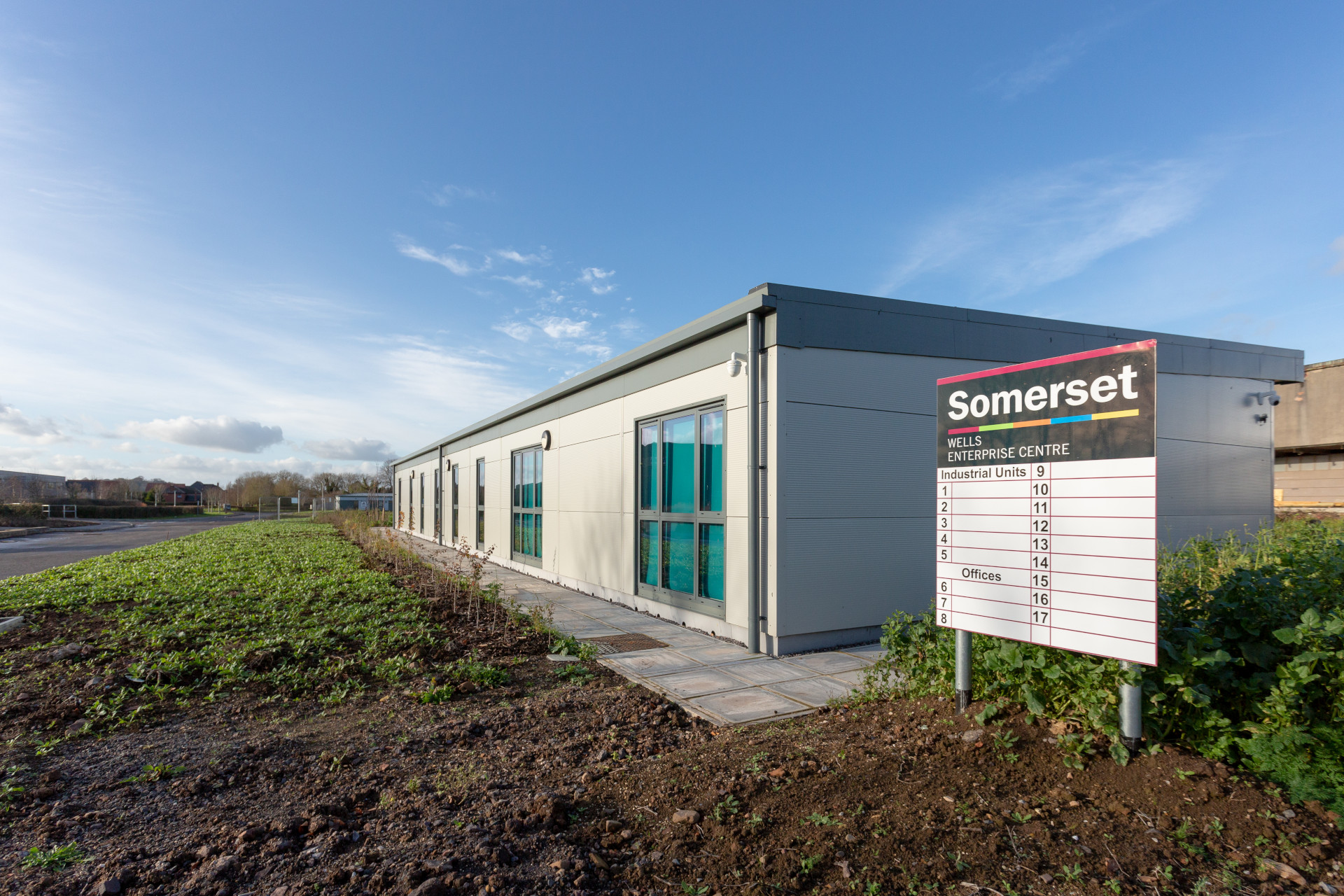 Somerset Enterprise Centres Image